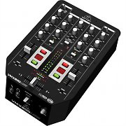 Behringer VMX200USB 2-Channel Studio DJ Mixer USB PC/MAC