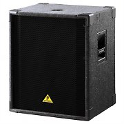 Behringer B1800X PRO PA Subwoofer 18&quot; 1800W Bass Bin