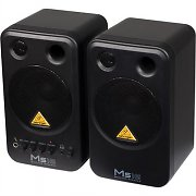 Behringer MS16 Studio Monitor Speakers Powered 2 x 8W RMS