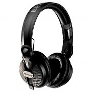 Behringer HPX4000 Studio HiFi DJ Headphones Black