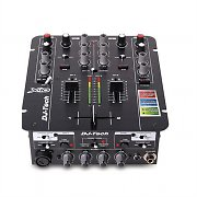 DJ-Tech X10 2-Channel DJ Mixer USB PC Mac Deckadance
