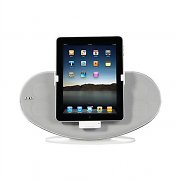 Akai ASB12WE iPad iPhone iPod Speaker Dock Stereo Bluetooth