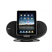 Akai ASB12BK iPad iPhone iPod Speaker Dock Stereo Bluetooth