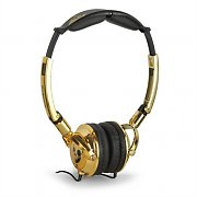 Skullcandy Lowrider Stereo Headphones  - Black/Gold