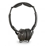 Skullcandy Lowrider Folding Headphones with Mic Black