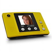 "Trevi VME30 Digital Video Memo Recorder 1.5"" Display Yellow"