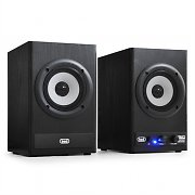 Trevi AVX-560USB Active Stereo Hifi Home Studio Monitor Speakers 60W