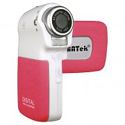 Sigmatek SDV-310 Camcorder Video Camera 12MP - Pink