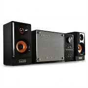 Majestic AH-2338 2.1 Stereo Speaker System - USB MP3 AUX