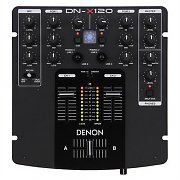 Denon DN-X120 2-Channel DJ Battle Mixer