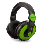 Citronic HB-450PRO DJ Studio Headphones - Green
