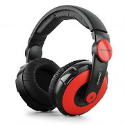 Citronic HB-450PRO DJ Studio Headphones - Red