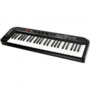Chord MU49 USB MIDI Keyboard 49 Keys 2 x Pedal-In
