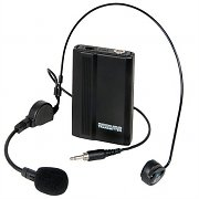 QTX 171 298 VHF Wireless Headset Microphone 173.8MHz