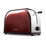 Kenwood TTM106  2-Slice Twin Toaster 900W - Auburn Copper