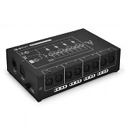QTX DMX-D8 8-Channel DMX Splitter DMX DJ Disco Lighting Booster