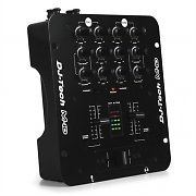 DJ-Tech M-10 USB 2-Channel DJ Mixer USB Sound Card
