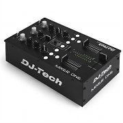 DJ-Tech Mixer One USB MIDI Controller 2 Channel Mixer