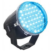 Beamz LED Strobe Light DJ Disco Party Lighting Effect - Blue