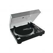 Omnitronic DD-2520 USB Record Player Turntable Deck