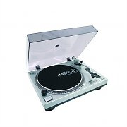 Omnitronic DD-2550 USB HiFi Record Player Turntable Deck