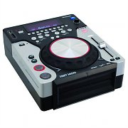 Omnitronic XMT-1400 DJ Controller CD Player USB SD MP3