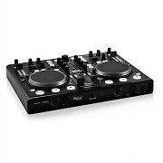 Omnitronic TMC-3 DJ MIDI Controller Audio Interface with USB Soundcard