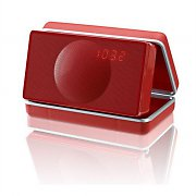 Geneva Lab Model XS Portable Wireless Bluetooth Radio - Red
