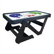 B-Stock - Riley H6D-222  Air Hockey Table - Motorised Home Sports Game
