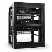 "Auna RAV-01 AV PA 17U Rack DJ Equipment - 19"" (48cm)"