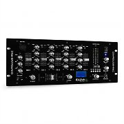 Ibiza DHM950USB-REC 4-channel DJ Mixer USB Recording