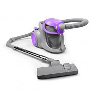 h.koenig Hugo Cyclone Bagless Vacuum Cleaner 2400W - Purple