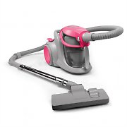 h.koenig Hugo Cyclone Bagless Vacuum Cleaner 2400W - Pink