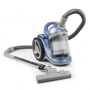 h.koenig TC80 Cyclone Bagless Vacuum Cleaner 2200W - Blue