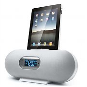 Muse M158-IPW iPad iPod iPhone Docking Station - White