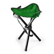 Portable Camping and Fishing Outdoors Stool - Green