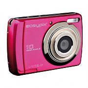 Easypix V1016 Swing Digital Camera 10MP - Pink