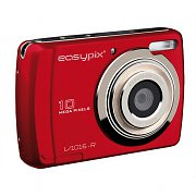 Easypix V1016 Swing Digital Camera 10MP - Red