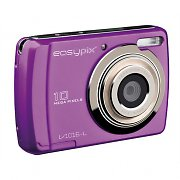Easypix V1016 Swing Digital Camera 10MP - Purple