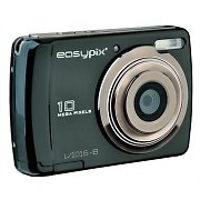 Easypix V1016 Swing Digital Camera 10MP - Black