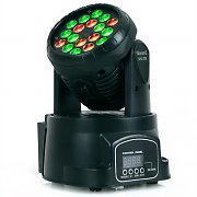 Beamz MHL-108 Moving Head Party Disco Light LED RGB DMX