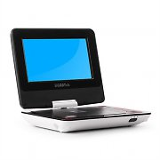 "Sigmatek PDX-1285 Portable DVD Player 7"" Inch Screen USB MP3"