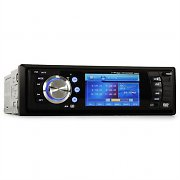 oneConcept 2472 Car Radio with DVD Player - Mp3 USB SD