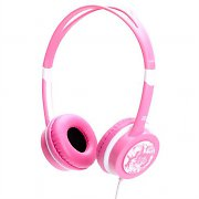 iDance Free 40 Portable Pink Headphones