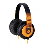 iDance SeDJ 400 Portable Orange DJ Headphones