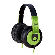 iDance SeDJ 500 Portable Green DJ Headphones