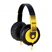 iDance SeDJ 600 Portable Yellow DJ Headphones