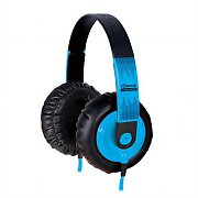 iDance SeDJ 900 Portable Blue DJ Headphones