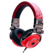 iDance Disco 400 Bronze / Red Portable DJ Headphones 