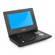Denver MT-910 Portable DVD Player MP3 CD SD USB